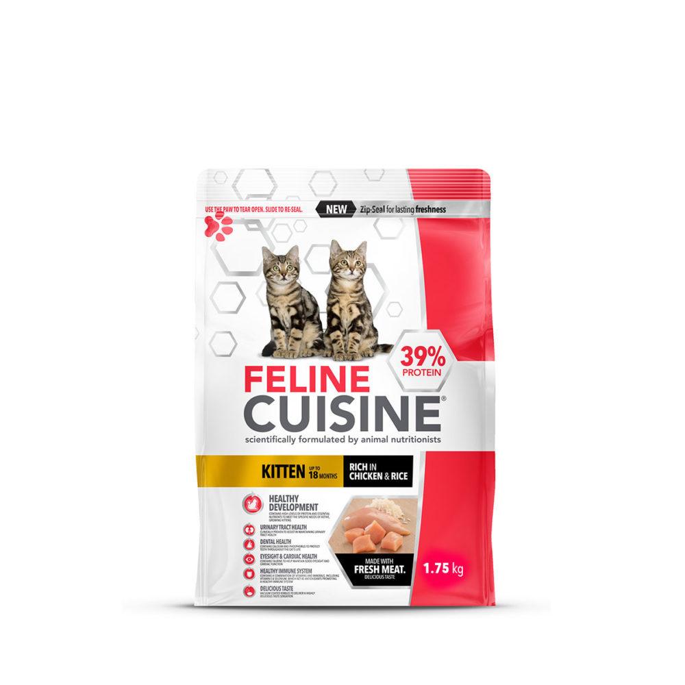 Feline Cuisine Kitten 1.75kg